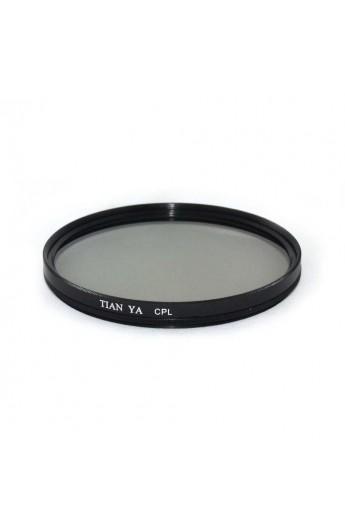 Filtro Polarizzatore Circolare 55mm TianYa per Reflex Digitali