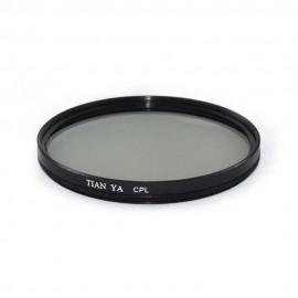 Filtro Polarizzatore Circolare 58mm TianYa Standard per Reflex Digitali