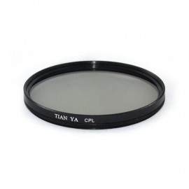 Filtro Polarizzatore Circolare 58mm TianYa per Reflex Digitali