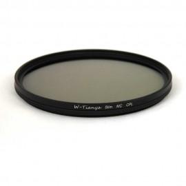 Filtro Polarizzatore Circolare 67mm TianYa HD Slim Super MC Antiriflesso Multistrato