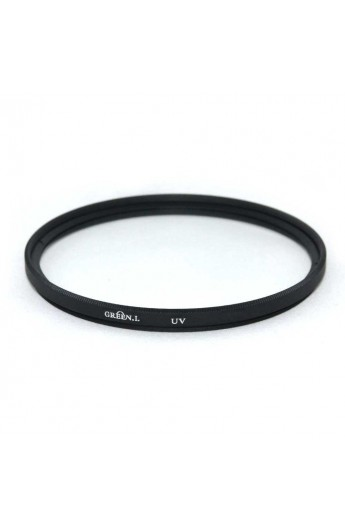 Filtro UV 77mm Green-L per Reflex Digitali - Protezione Obiettivo Ultravioletto
