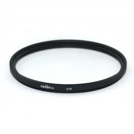 Filtro UV 55mm Green-L per Reflex Digitali - Protezione Obiettivo Ultravioletto