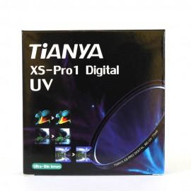 Filtro UV 72mm Slim HD Antiriflesso MC XS-Pro1 TIANYA Protezione Obiettivo Ultravioletto