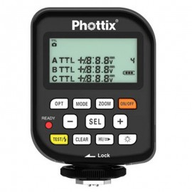 Flash Trigger Phottix ODIN TTL wireless 100 mt x CANON SOLO TCU