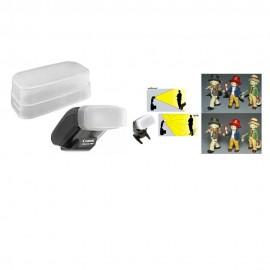 Diffusore Softbox antiurto per Canon Speedlite 270ex
