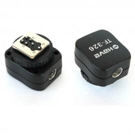 Convertitore HotShoe - PcSync HAVE TF-326 per CANON
