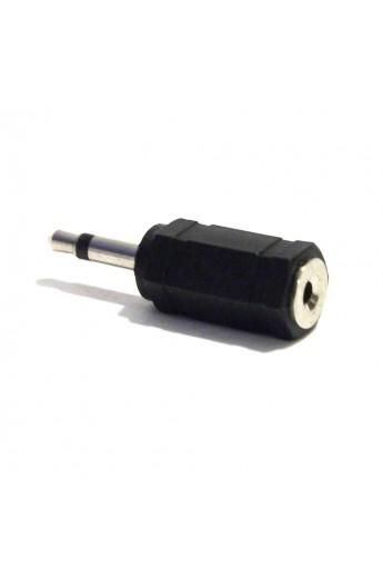 Convertitore MiniJack 2.5mm - Jack 3.5mm