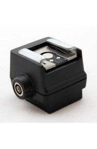 Adattatore da HOT SHOE a Sony ISO per flash standard e PcSync Seagull SC-5