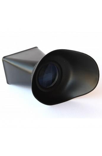Oculare Display LCD x foto e riprese VIDEO