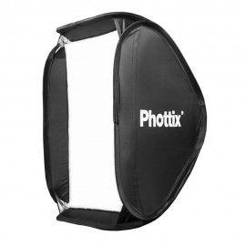 Phottix SoftBox EasyFolder per Flash e Studio 60x60cm