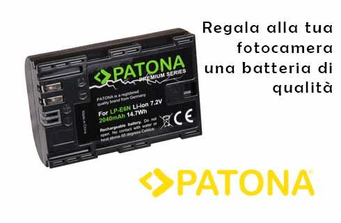 Photolandia batterie Patona